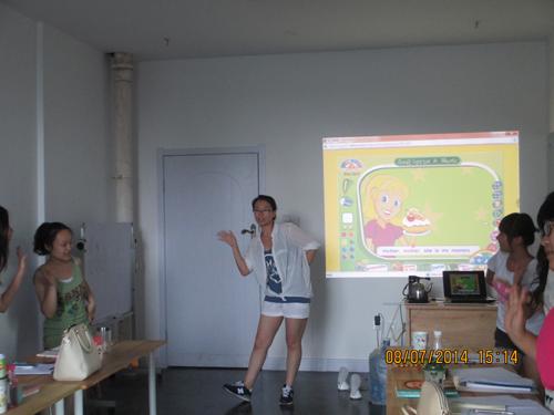 英语教师培训--沈阳雷夫国际幼儿园